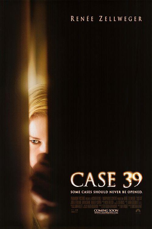 case 39 film locandina