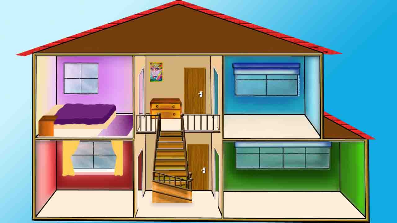 Brooke Hayes Animation House Cross Section Design 4
