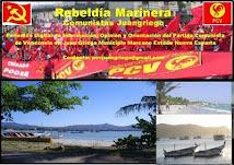 PARTIDO COMUNISTA DE VENEZUELA 80 AÑOS DE LUCHA POR EL SOCIALISMO_COMUNISMO JUNTO A LA CLASE OBRERA