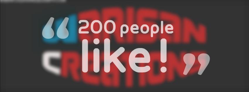 200Like Percuma Pada Facebook Fanpage Anda