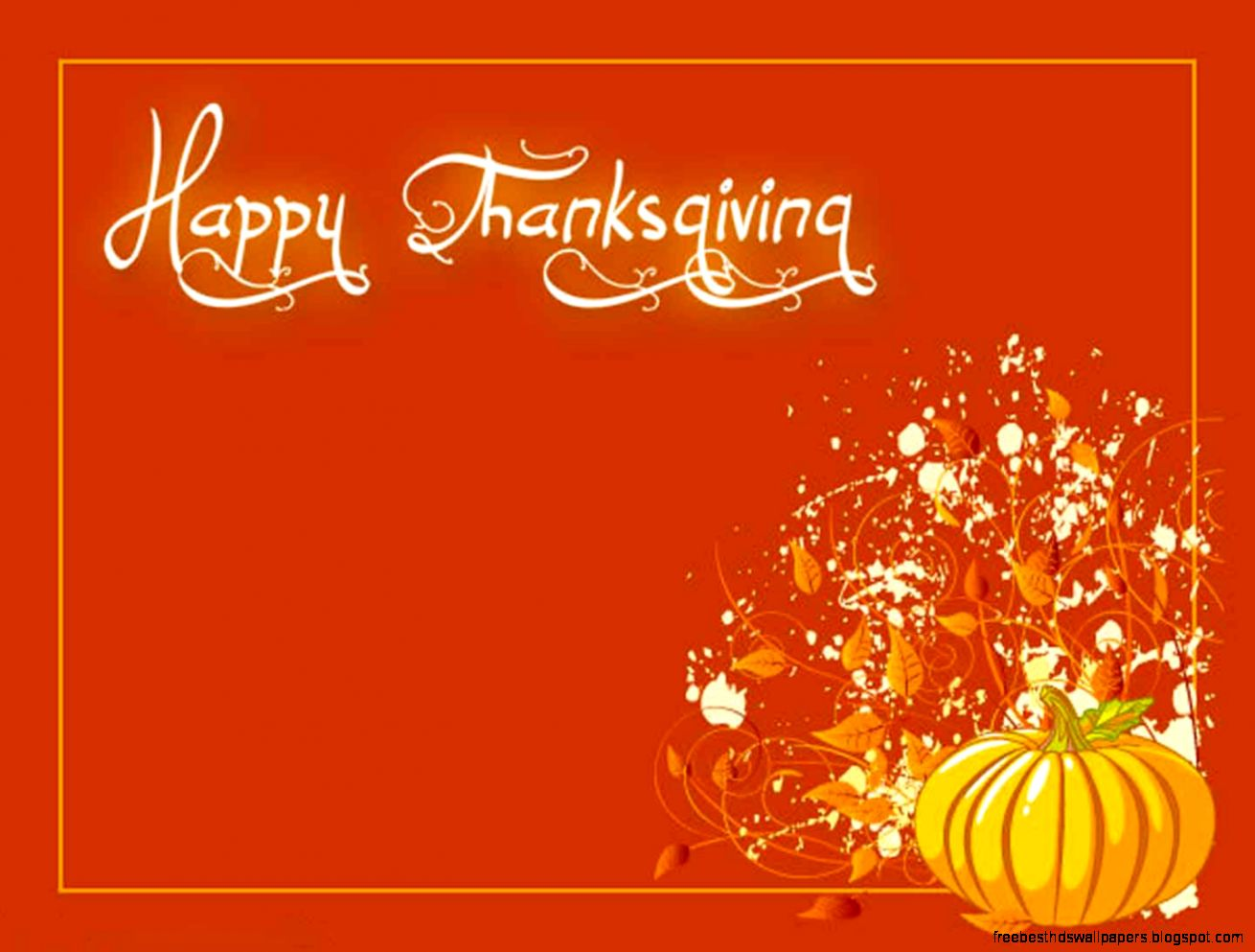 Happy Thanksgiving Desktop Backgrounds Free Best Hd Wallpapers