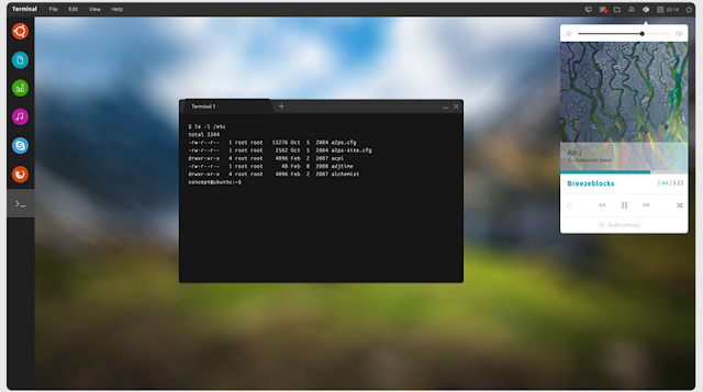 Ubuntu 16.04 Concept Art