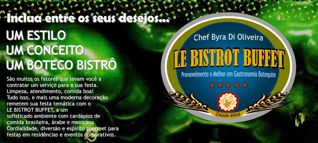 Gastronomia Botequim - Chef em Casa