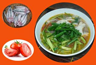 Cách nấu cá khoai rau cần ngon