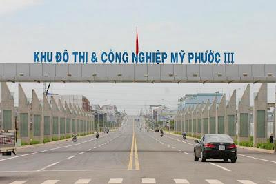 Ban dat nen My Phuoc 3, Binh Duong gia sieu re