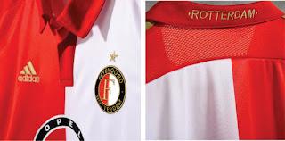 berita bocoran jersey musim depan Jersey Kandang Feyenoord 2015/2016 enkosa sport