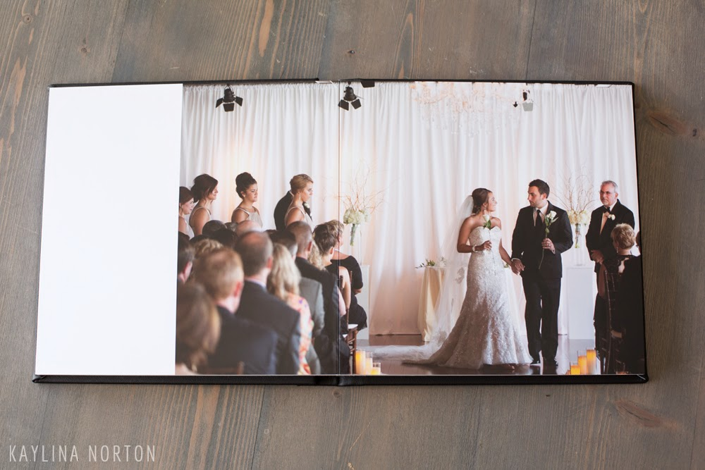 wedding albums columbus