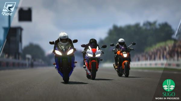 Download RIDE [Game-nya Para Rider] Full Version GameGokil.com