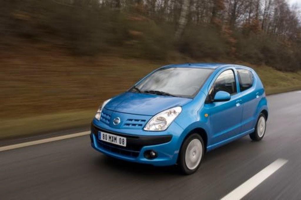 2014 Nissan Pixo Blue