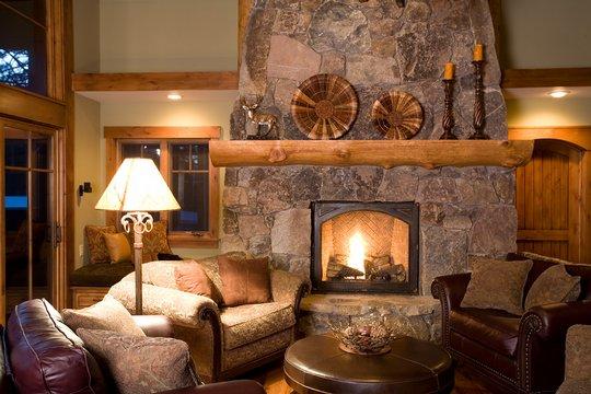 Marzua el estilo r stico en decoraci n - Cuadros para dormitorios rusticos ...
