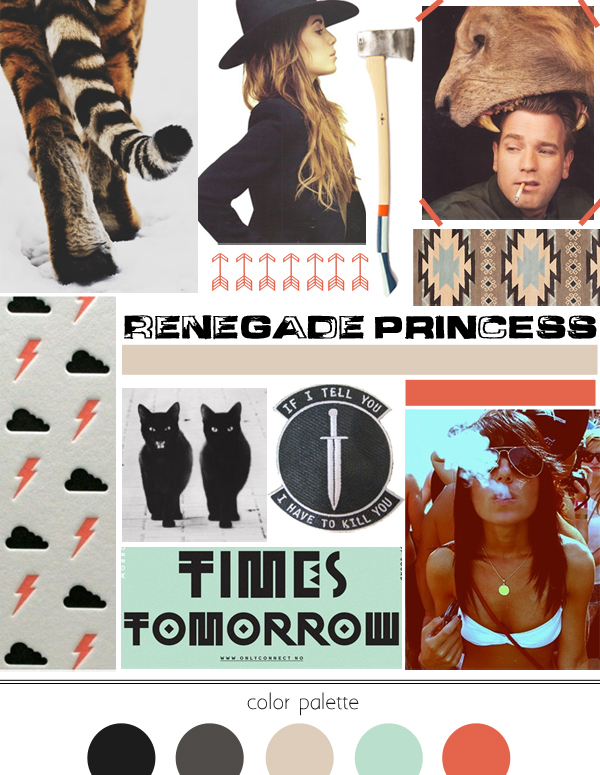 Renegade Princess : OTL SS 13 Inspiration via OTL Blog
