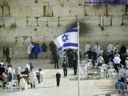 viaje a israel y territorios palestinos