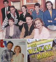 Rocío Dúrcal, Pepe Sancho, María Adánez, Zoe Berriatúa