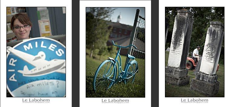 SP Kelsey, vélo, au cimetière