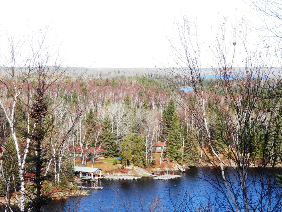 Bow narrows camp blog on red lake ontario eagle 39 s eye for Red lake ice fishing resorts