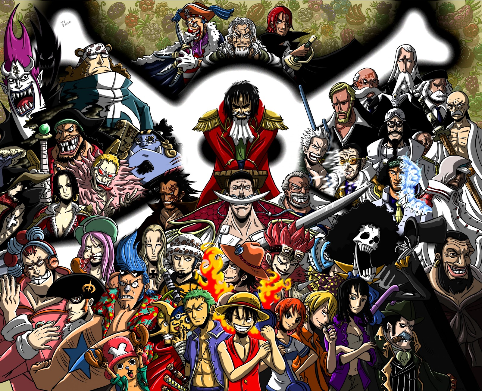 682 One Piece HD Wallpapers  Backgrounds   Wallpaper Abyss