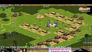 4 vs 4 | GameTV vs Thái Bình 2 + Gunny 20-04-2014