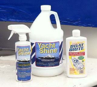 The Ultimate Finish for Boat Cleaning and Protection