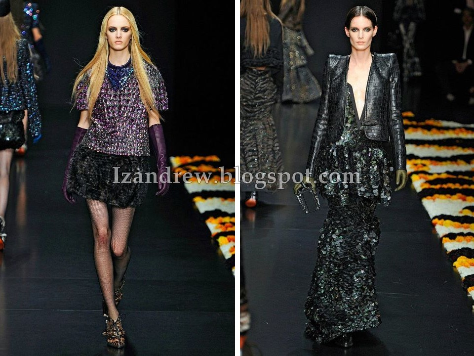 Roberto Cavalli Fall 2012 Ready-to-Wear Women's Collection