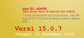 update sas 15.0.7