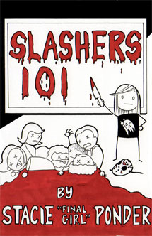 Click the pic for a free comic about slasher movies!