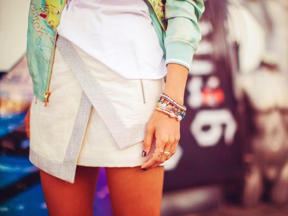 Wrap Skirts | Faldas envolventes