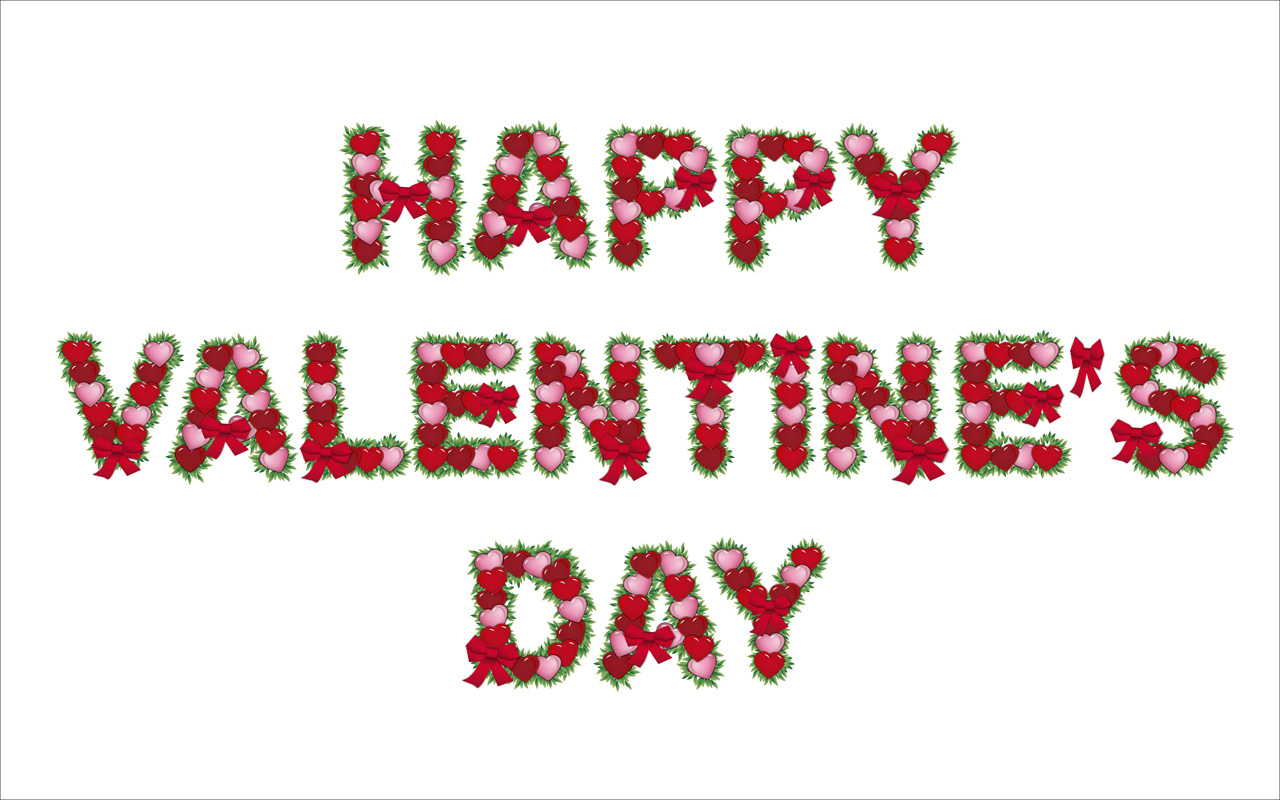 Happy Love Day to all my fabulous readers  Happy Valentines Day Hearts Wallpaper