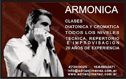 Clases de Armonica
