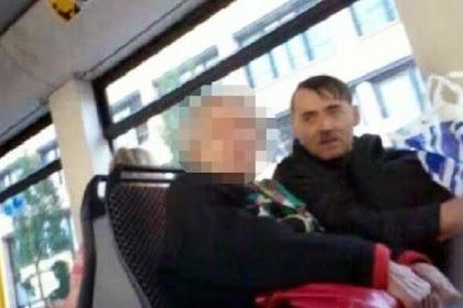 Pria Ini Percaya sebagai Reinkarnasi Adolf Hitler
