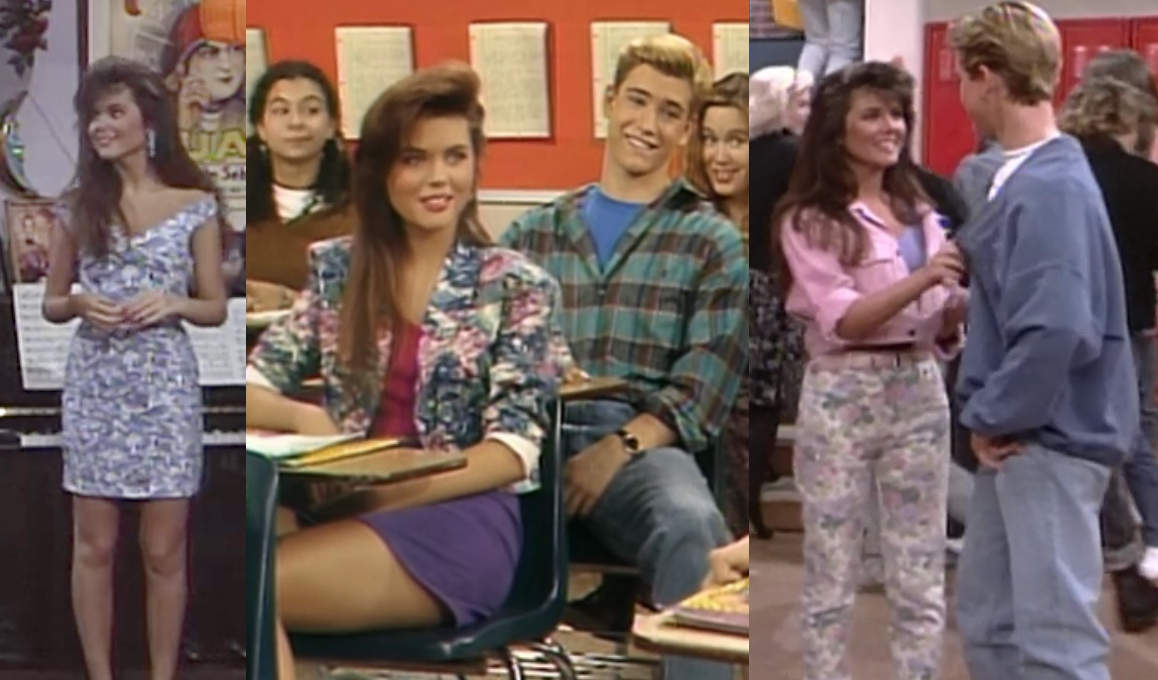 Advise Saved by the bell hot girls