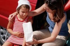 Mencegah anak mabuk perjalanan