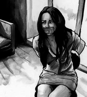 Ataque de asalto sexual atrapado en cinta