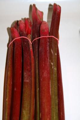 Summer Elements: rhubarb :: All Pretty Things
