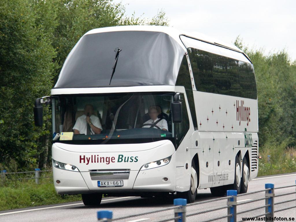 hyllinge buss