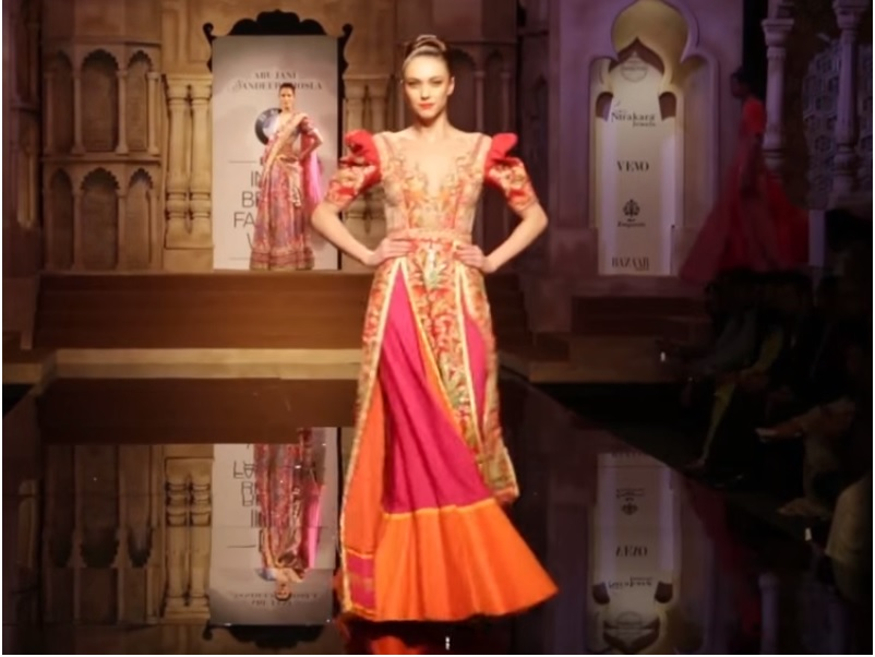 INDIAN BRIDAL FASHION WEEK 2015 - Indian Fashion Trends: Women ...