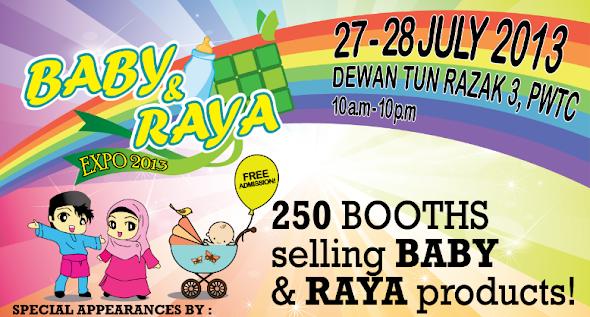 Malaysia, Berita, Gossip, Selebriti, Artis Malaysia, Kunjungi, Baby & Raya Expo 2013, Bersama, Selebriti, Pilihan, Anda