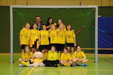 Team F Mädchen 2014/2015