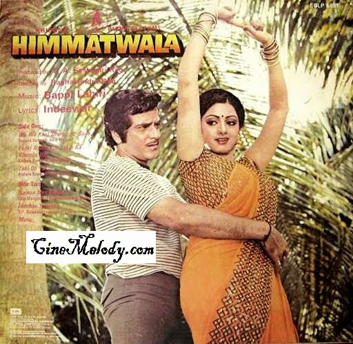Himmatwala Hindi Mp3 Songs Free  Download  1983