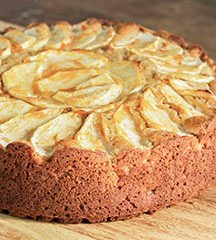 Thanksgiving Desserts That Are Not Pie: Apple Almond Cake