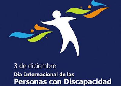 """""""Día Internacional de las personas con discapacidad"""""""