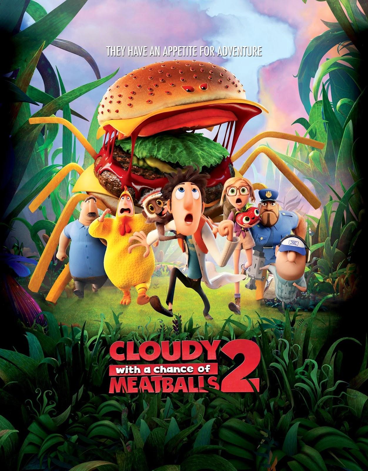 Filme Ta Chovendo Hamburguer Dublado Completo regarding moviemento: tá chovendo hamburguer 2