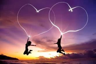 حكم في الحب - قلوب حب رومانسية سماء love hearts sky