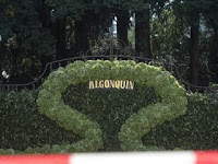 Villa de Algonquin celebracion boda de tina turner