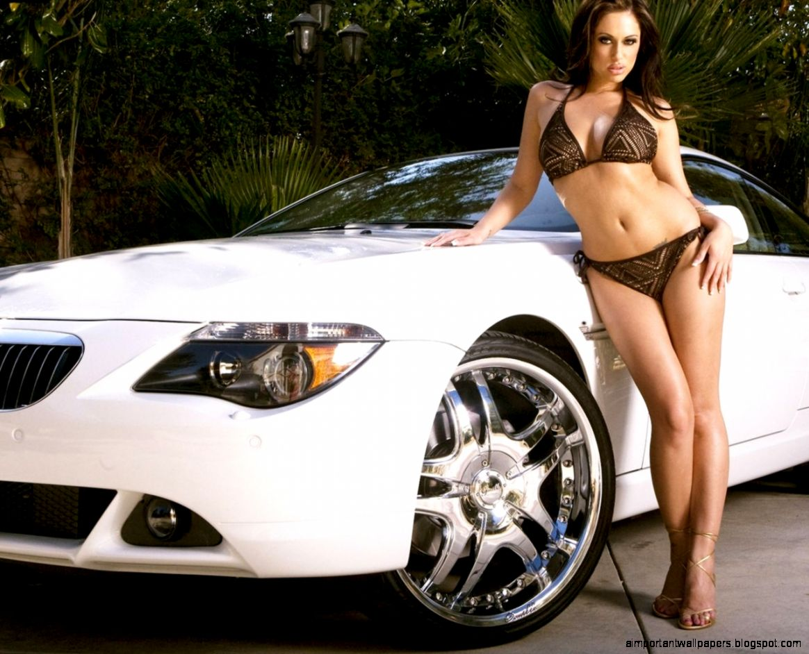 30 Images Show Hot Girls With Cars Look Even Hotter Page