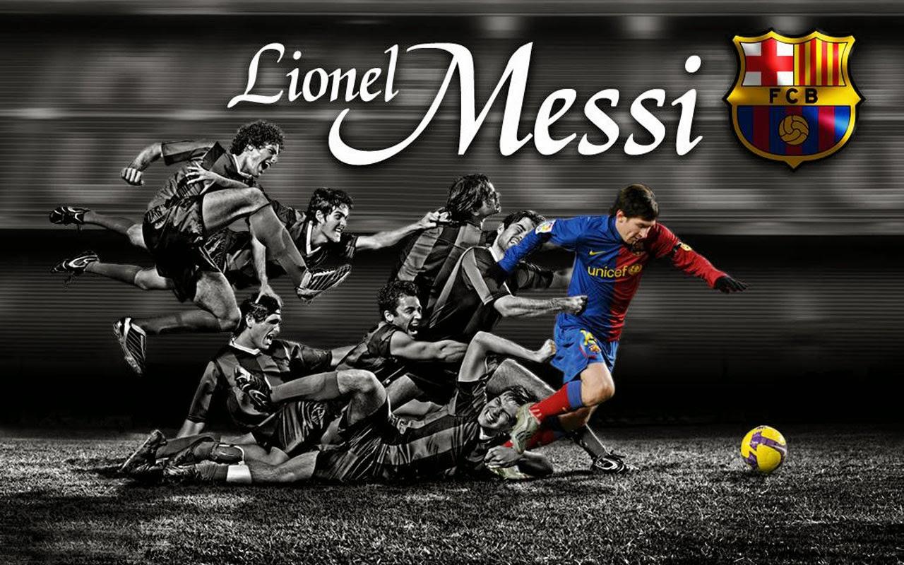 Lionel Messi 2014 wallpaper