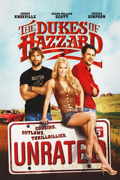 Poster Of The Dukes of Hazzard 2005 UnRated 720p Hindi BRRip Dual Audio