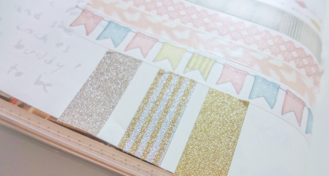 Washi Tape addict