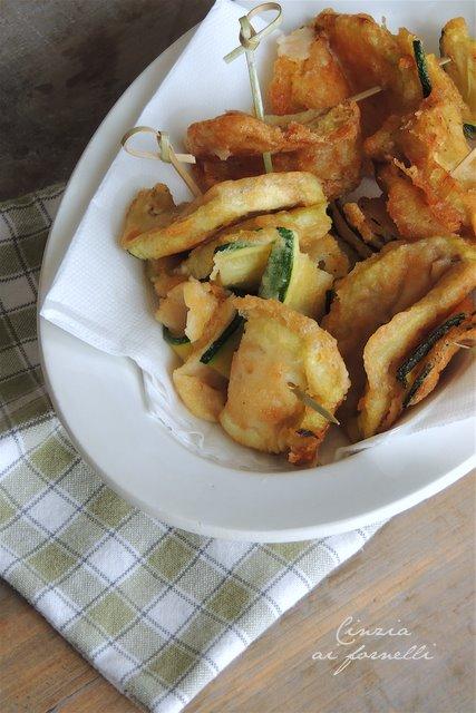 tempura di verdure gluten free