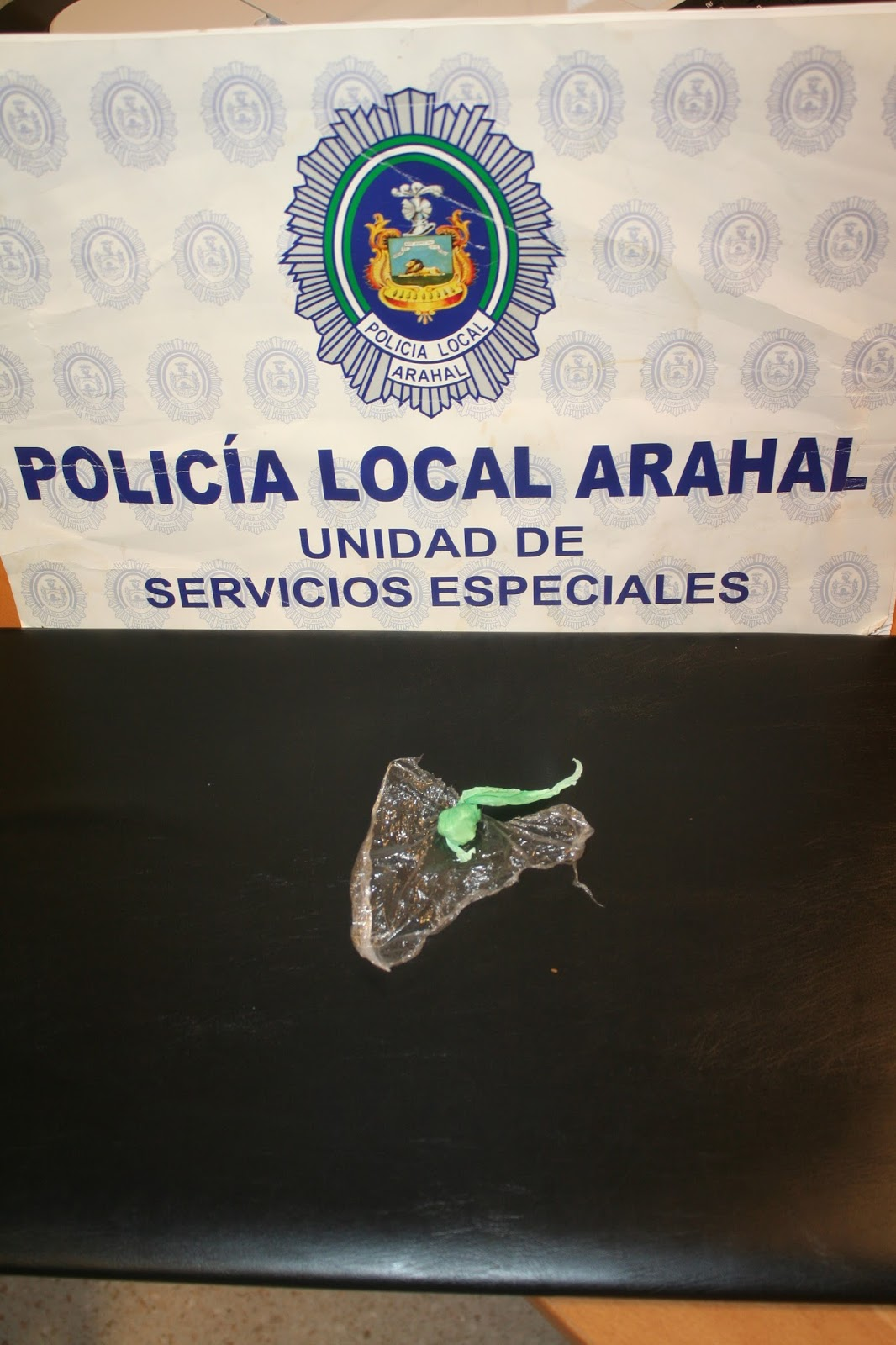 Interceptada una vecina de Arahal con 128 dosis de cocaína  26.08.13