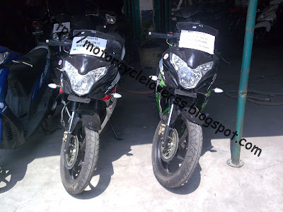 The new Vix R 200 by Muzammar - Berita Otomotif